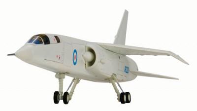 Corgi AA38603 BAC TSR-2, XR220, RAF  Museum Cosford 1