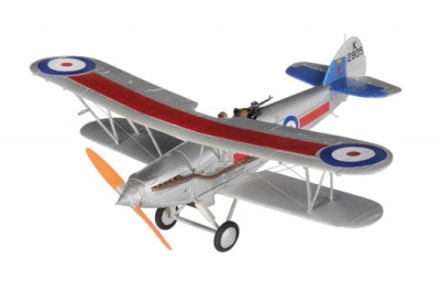 Corgi AA39602 Hawker Demon, K2905, 41 Sqn, C Flight, RAF Northolt, Autumn 1934 - NEW TOOL 1