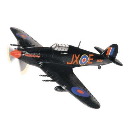 Corgi AA39701 Hawker Hurricane IIc, BE581, JX-E, RAF 1 Sqn, Flt Lt K M Kuttelwascher, Tangmere , April 1942 1