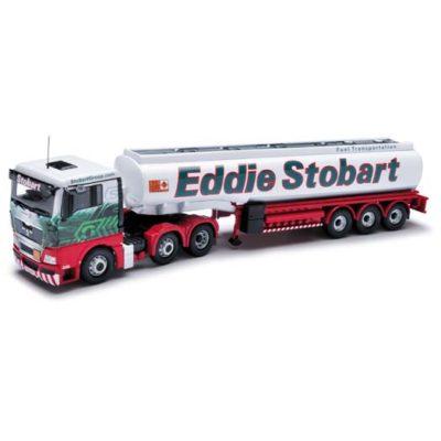 Corgi CC15207 MAN TG-X Fuel Tanker - Eddie Stobart Ltd - Carlisle - Special Edition 1