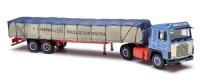 Corgi CC15303 Scania 141 Canvas load - R. T