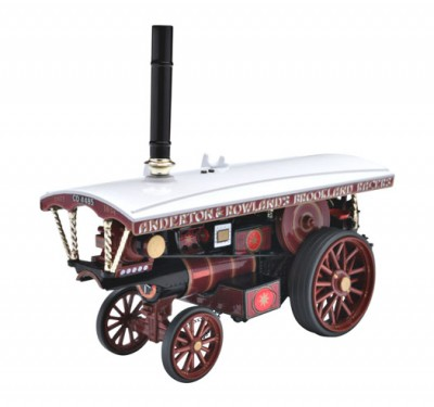 Corgi CC20514A Burrell Showmans - Dragon 'Brookland Racers' 1