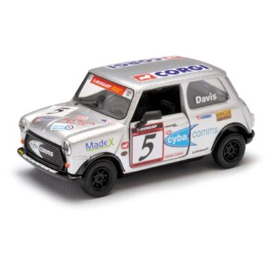 Corgi CC82285 Mini Se7en Racing - Graeme Davis (Corgi Mini Seven Car 2010) 1