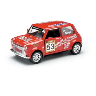Corgi CC82286 Mini Miglia Racing - Niven Burge (Corgi Mini Miglia Car 2010) 1