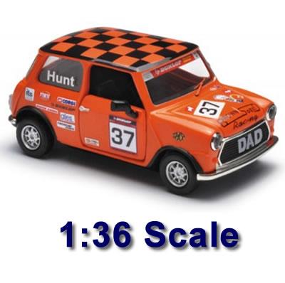 1:36 Scale Model Cars & Vans