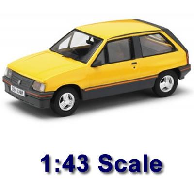 1:43 Scale Model Cars & Vans