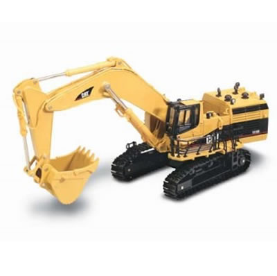 Diecast Plant Machinery Models