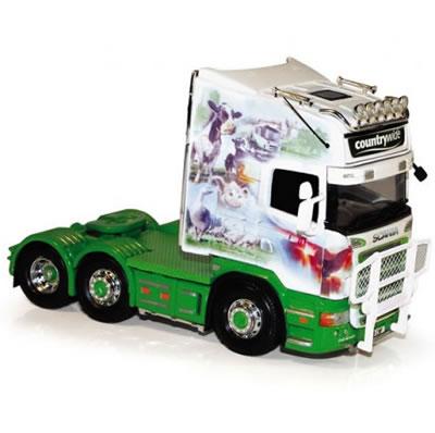 Diecast Model Trucks