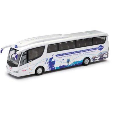 Corgi OM46212 Scania Irizar PB - Grayline - Edinburgh Coachlines - Loch Ness and St Andrews Tour Bus 1