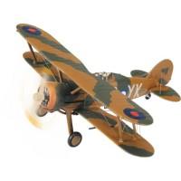 Corgi AA36209 Gloster Gladiator MkI,  L8011, YK-0, RAF 80 Sqn, Pat Pattle, Egypt, Spring 1940 1