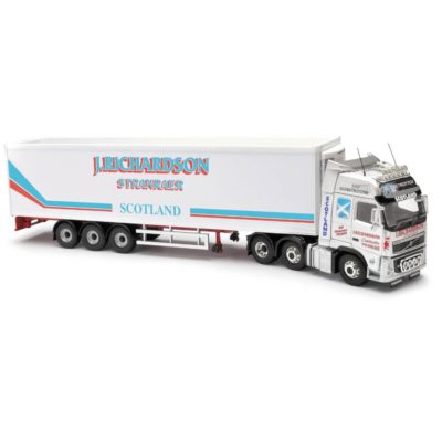 Corgi CC14028 Volvo FH Upgrade Fridge Trailer - J Richardson - Stranraer 1
