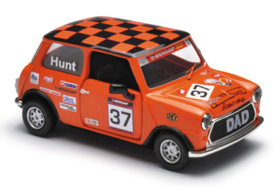 Corgi CC82281 Mini Se7en Racing - Gareth Hunt 1