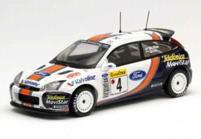 Corgi VA99900 Ford Focus World Rally Championship, Monte Carlo Rally 2001 1