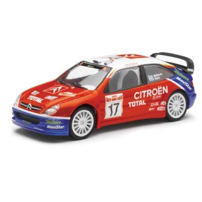 Corgi VA99901 Citroen Xsara Turbo, World Rally Championship, Monte Carlo Rally, 2003 1