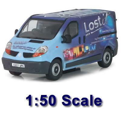 1:50 Scale Model Cars & Vans